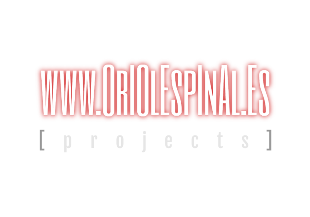 Oriol Espinal Website